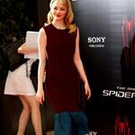 Emma Stone and Andrew Garfield at the Spanish photo call for The Amazing Spider-Man in Madrid 118271