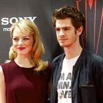 Emma Stone and Andrew Garfield at the Spanish photo call for The Amazing Spider-Man in Madrid 118273