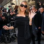 Mariah Carey visits 'Good Morning America' in NYC 106691