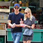Kirsten Dunst and Garrett Hedlund out in NYC 117090