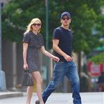 Kirsten Dunst and Garrett Hedlund out in NYC 117096