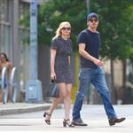 Kirsten Dunst and Garrett Hedlund out in NYC 117099