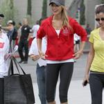 Stacy Keibler at the 19th Annual EIF Revlon Run Walk  114391