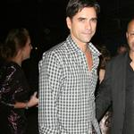 John Stamos in New York a few days ago at a fashion week event 46968