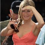 Jennifer Aniston in Hawaii for Just Go With It 60584