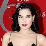 Dita Von Teese in New York at Cipriani for Fashion Group International's Night of Stars 49294