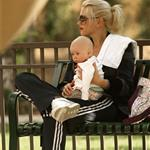 Gwen Stefani and Gavin Rossdale spend Thanksgiving with sons Kingston and Zuma at park 28272