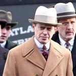 Steve Buscemi on set of Boardwalk Empire in Brooklyn  81032