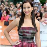 Jennifer Lawrence at the TIFF premiere of Silver Linings Playbook  125577