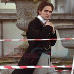 Robert Pattinson on set of Bel Ami  56865