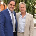 Oliver Stone and Michael Douglas at the Money Never Sleeps photocall in Cannes  60973