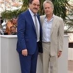 Oliver Stone and Michael Douglas at the Money Never Sleeps photocall in Cannes  60976