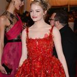 Emma Stone at the Met Gala 2012 113598