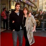Jim Sturgess with Mickey O'Brien at the UK premiere of The Legends of the Guardian: The Owls of Ga'hoole 70525