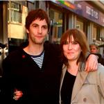 Jim Sturgess with Mickey O'Brien at the UK premiere of The Legends of the Guardian: The Owls of Ga'hoole 70526