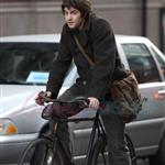 Jim Sturgess on the set of Upside Down in Montreal 59528