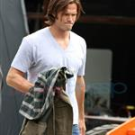Jensen Ackles directs Jared Padalecki on Episode 1 of Season 7 Supernatural 89919
