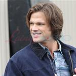 Jensen Ackles Jared Padalecki work on Supernatural in Vancouver 66898