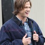 Jensen Ackles Jared Padalecki work on Supernatural in Vancouver 66899