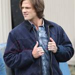 Jensen Ackles Jared Padalecki work on Supernatural in Vancouver 66900
