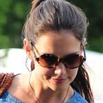 Katie Holmes out in New York with Suri 120244