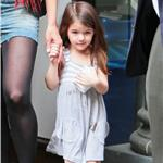 Katie Holmes and Suri out in New York over Easter weekend 58116