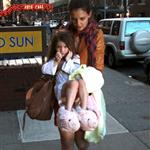 Katie Holmes and Suri out in New York over Easter weekend 58120