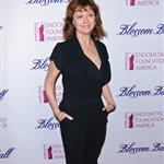 Susan Sarandon for The Endometriosis Foundation Hosts the Fourth Annual Blossom Ball at the New York Public Library in New York City 109508