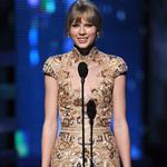 Taylor Swift at the 54th Annual Grammy Awards 105614