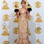 Taylor Swift at the 54th Annual Grammy Awards 105617