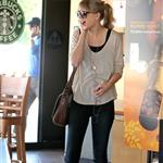 Taylor Swift in West Hollywood yesterday  104686
