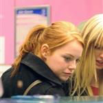 Taylor Swift and Emma Stone in New York 52030