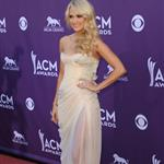 Carrie Underwood at the 2012 ACM Awards 110331