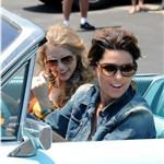 Shania Twain and Taylor Swift recreate Thelma & Louise for CMT Music Awards 86988