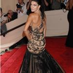 Jessica Szohr poses hard at the Costume Institute Gala 2010  60172