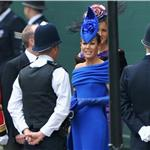 Tara Palmer-Tomkinson arrives for the Royal Wedding  84014