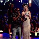 Kanye West cuts off Taylor Swift at MTV VMAs 46658