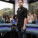 Taylor Kitsch appears on MuchMusic NEW.MUSIC.LIVE show in Toronto  108394
