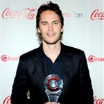 Taylor Kitsch at CinemaCon 2012 Big Screen Achievement Awards 112571