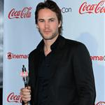 Taylor Kitsch at CinemaCon 2012 Big Screen Achievement Awards 112587