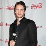 Taylor Kitsch at CinemaCon 2012 Big Screen Achievement Awards 112590
