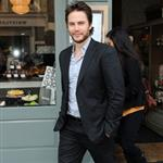 Taylor Kitsch leaving a restaurant in central London 109933