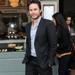 Taylor Kitsch leaving a restaurant in central London 109936