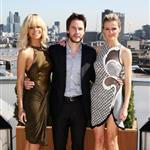 Taylor Kitsch at the Battleship photocall in London with Rihanna and Brooklyn Decker  109944