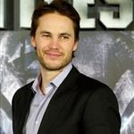 Taylor Kitsch at theBattleship photocall held at Villamagna Hotel in Madrid, Spain 110207