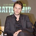 Taylor Kitsch at the Battleship press conference in Japan  104495
