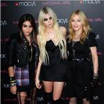 Taylor Momsen at Material Girl launch at Macy's with Madonna and Lourdes  69334