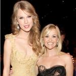 Taylor Swift and Reese Witherspoon at the ACMs  82595