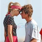 Taylor Swift and Conor Kennedy in Cape Cod, Massachusetts 123731