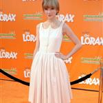 Taylor Swift at the LA premiere of The Lorax 106507